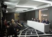 Tallinna plaanib loobuda Solarise keskuse pressiruumist