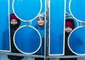 FOTOD JA VIDEO! Tallinn tähistas iseseisvuspäeva iseseisvusmanifesti ettekandmise ja valgusinstallatsiooniga