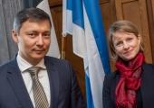 GALERII JA VIDEO! Kõlvart Austraalia suursaadikule: tallinlaste toetus tuli siirast soovist aidata
