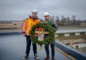 Rail Balticu trassile kerkiv Ringtee Stock pidas sarikapidu