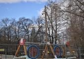 Löwenruh` parki paigaldati ööpäevaringne valvekaamera