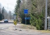 Ebaseaduslik Eesti-Läti piiri ületamine toob kaasa trahvi