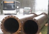 Kadaka puiestee aluse kollektori remont edeneb plaanitust kiiremini