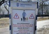Tallinn palub kesklinna koeraomanikel enda lemmikute järelt koristada