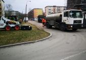 Algavad Mustamäe linnaosa kvartalisiseste teede taastusremonttööd