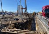 Lasnamäele sõit Narva maantee kaudu on ajuti raskendatud
