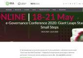 Tallinn osaleb rahvusvahelisel e-valitsemise konverentsil