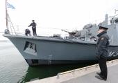 Eriolukorra aeg oli mereväe miinilaevadele töine