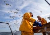 Narva jõel kontrolliti piiri lähedale sattuvaid kalamehi
