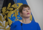 Kaljulaid: pandeemia ettekäändel ei tohi humanitaarabi takistada