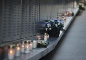 Vandaalid kraapisid kommunismiohvrite memoriaalile viisnurgad