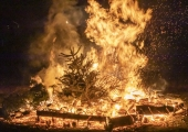 Klooga raba põleng küündis 100 hektarini