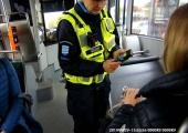 Mupo piletipatrull kiidab ühistranspordis sõitjaid: inimesed on tublid, valideerivad ja ostavad pileteid