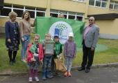 FOTOD! Tallinna haridusasutusi tunnustati keskkonnamärgisega Roheline Lipp