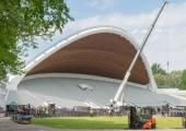 Tallinna lauluväljaku parklas algab ehitustöö