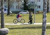 VIDEO! Kas sinu laps teab, kuidas rattaga ohutult liigelda?