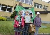 PILDID! Ülemaailmsel keskkonnapäeval tunnustati Tallinna haridusasutusi keskkonnamärgisega