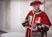 VIDEO! Suures Rannaväravas saab taas näha eriti väärtuslikke kivist reljeefe XVI sajandist