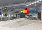 Tallinna Vanasadama D-terminali hakkab ilmestama Eveli Variku kunstiteos PÄIKESE ALL