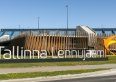 Tallinna lennujaama juunikuu reisijate arv kukkus aastaga 92 protsenti
