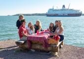 Viking Line viib kolmel päeval nädalas Ahvenamaale