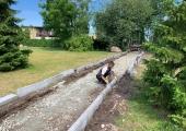 Padrikule rajatakse uus kõnnitee