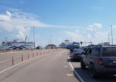 Praamid teenindasid juunis 239 001 reisijat ja viisid üle 110 438 sõidukit