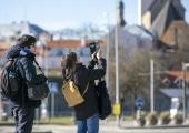 Majutusasutustes peatunud turistide arv vähenes mais 88 protsenti