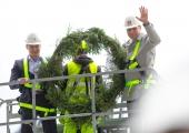 FOTOD JA VIDEO! Vanasadamas valmiv kruiisiterminal avab sadamaala linlastele