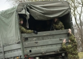 Tapal suri NATO lahingugrupis teeninud Ühendkuningriigi sõdur