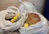 Pirita abivajavad lastega pered saavad toidupaki