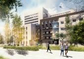Regionaalhaigla ehitab koostöös Merko Ehitusega vähiravi tippkeskuse