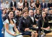 Politsei- ja Piirivalveamet sai täna Sisekaitseakadeemiast 41 uut kolleegi