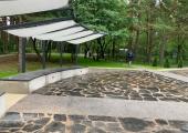 Pärnamäe kalmistu sai väärika sissepääsuala
