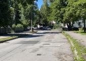 Algavad Spordi tänava taastusremonttööd