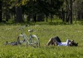 Vikerkaare festivalil osalejad kolivad RMK pakutud uude laagripaika