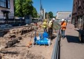 Tallinna Roosikrantsi tänavast saab arheoloogide töömaa