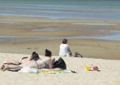 Terviseamet ei soovita Stroomi rannas supelda