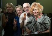 GALERII! Jelena Skulskaja tähistas sünnipäeva uue romaaniga