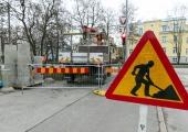 Luise tänav suletakse ajutiselt liiklusele