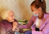 Vanim kesklinlane tähistab 105. sünnipäeva