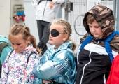 GALERII JA VIDEO! Lapsed õppisid linnalaagris merepäästet