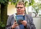 GALERII! Soomlasest estofiil Tapio Mäkeläinen esitles raamatut Tallinna eeslinnadest