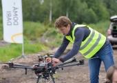 Droon lendas Lätist Eestisse, kasutades selleks kahe riigi mobiilivõrke