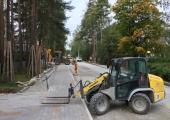 Tähetorni tänava suurprojekt jõudis lõpufaasi