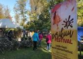 Porikuu festival meelitab poriseid ilmasid nautima