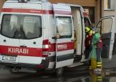 Turvatöötaja päästis Tartus eaka naise vingumürgitusest