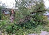 Torm tekitas Pirital 15 000 euro eest kahju