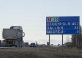 Maanteeamet lubab talvel sõita osadel teedel 100 kilomeetrit tunnis