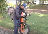 VIDEO! Terviseradade äärde rajatakse remondipunkte jalgratasele ja lapsevankritele